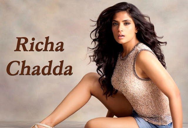 Beautiful Richa Chadda HD Wallpaper
