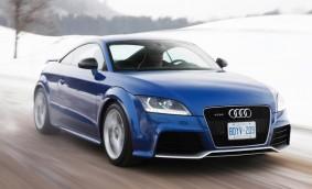 Spesifications  Audi TT RS