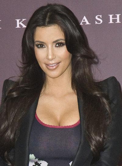 New Long Hairstyles Of Kim Kardashian Hair Celebrity Hairstyle
