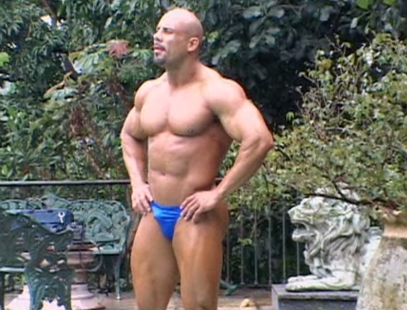 Gay hot man model