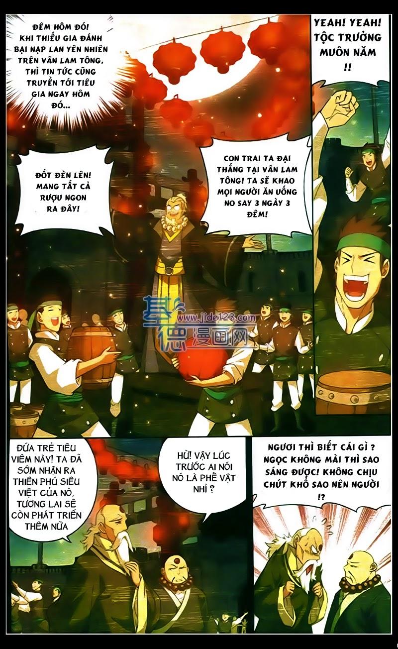 Đấu Phá Thương Khung chap 84 page 20 - IZTruyenTranh.com