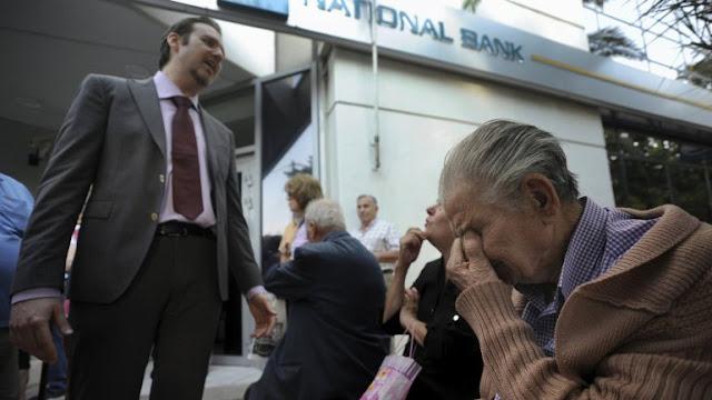 Grecia, dinero,