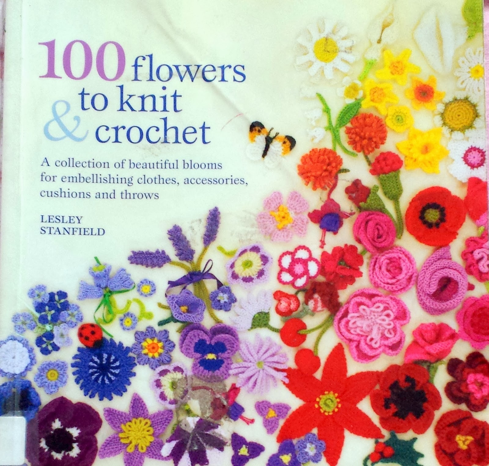 Knitting And Crochet Books From The Library