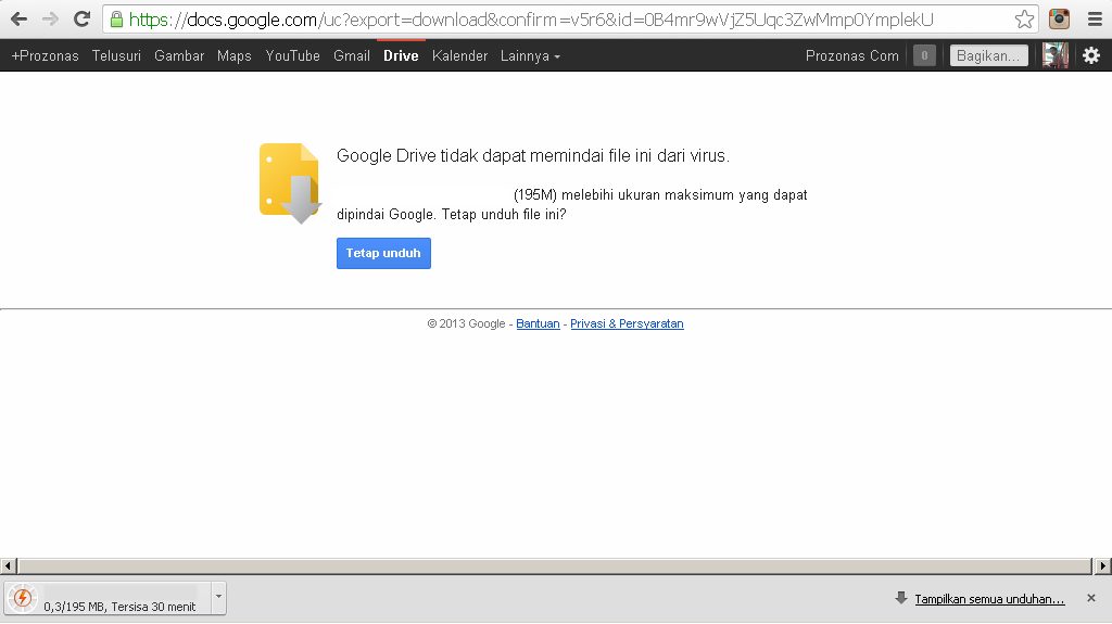 how to know who downloaded google drive file