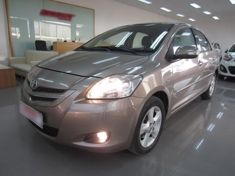 Toyota Vios E 2010