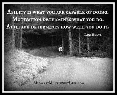Attitude Quote Lou Holtz