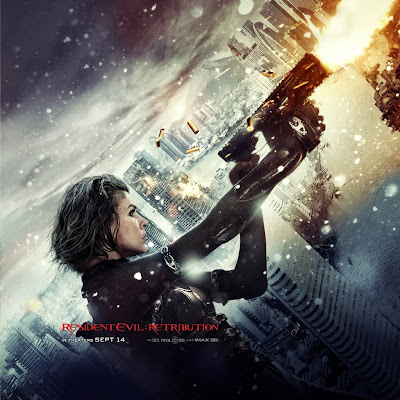 Resident Evil Retribution Movie 2012 iPad Wallpaper