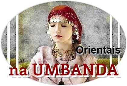 Orientais na Umbanda