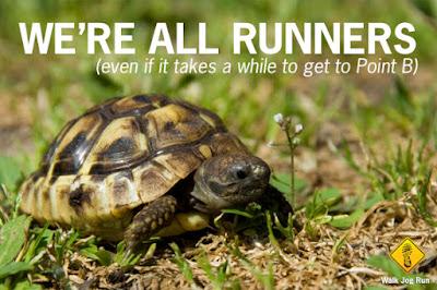 http://blog.walkjogrun.net/2014/03/11/am-i-too-slow-to-be-a-runner/