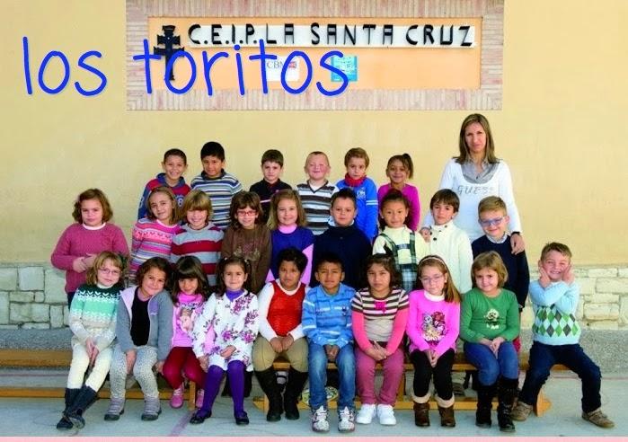 LOS TORITOS DE LA SANTA CRUZ