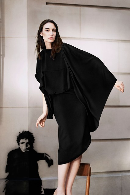 Maison Martin Margiela for H&M Black Dress