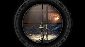 Sniper Elite V2 Sniper