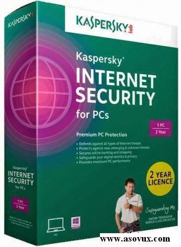 Kaspersky Internet Security 15.0.1.415.6711 MR1 Final Full Version