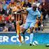 Man City sätter fyra mot Hull City