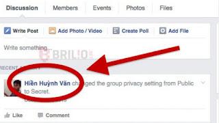 Tips Mengatasi Agar Tidak Di Undang Pada Grup Facebook Yang Tidak Jelas