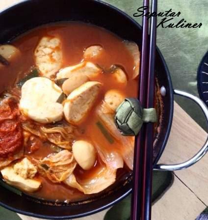 Resep dan Cara Membuat Kimchi Jjigae