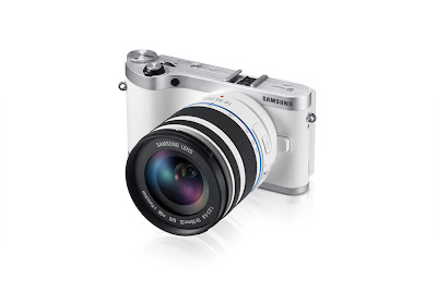 SAMSUNG NX300 Camera Review | NX Series screenshot 4