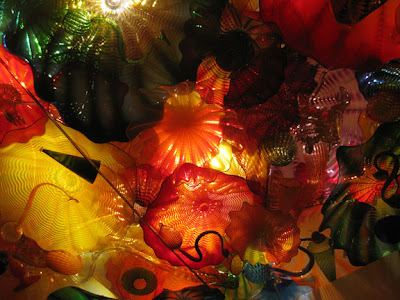 Persian Ceiling, detail chihuly