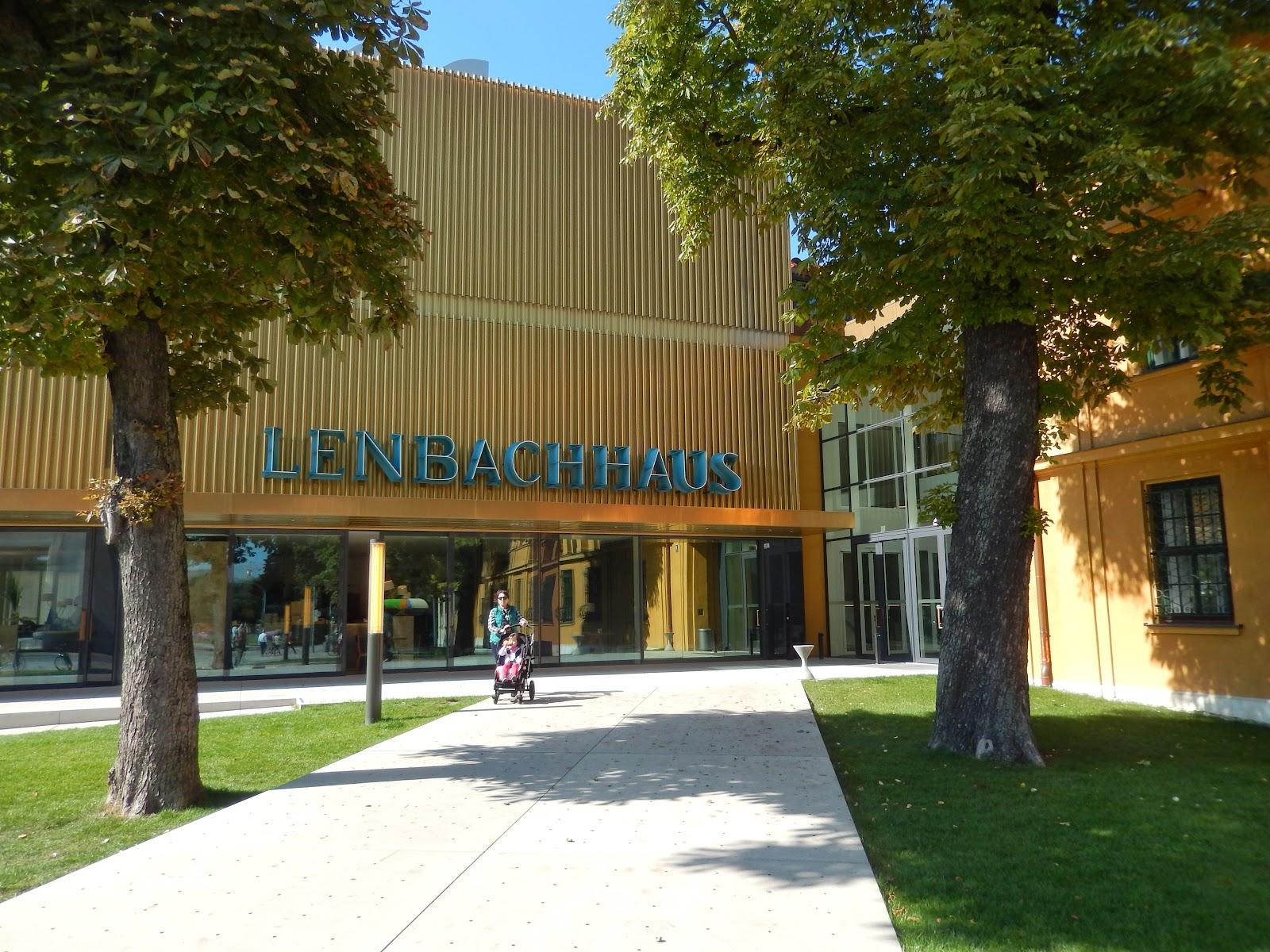 Lenbachhaus in München