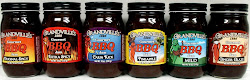 Grandville's BBQ Sauces and Jams