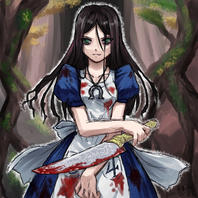 狂った世界のアリス por 狂った世界のアリス