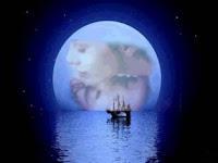 Poesia sobre a beleza da lua