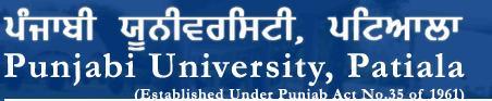 Punjabi University BCA Part 1 Result 2013