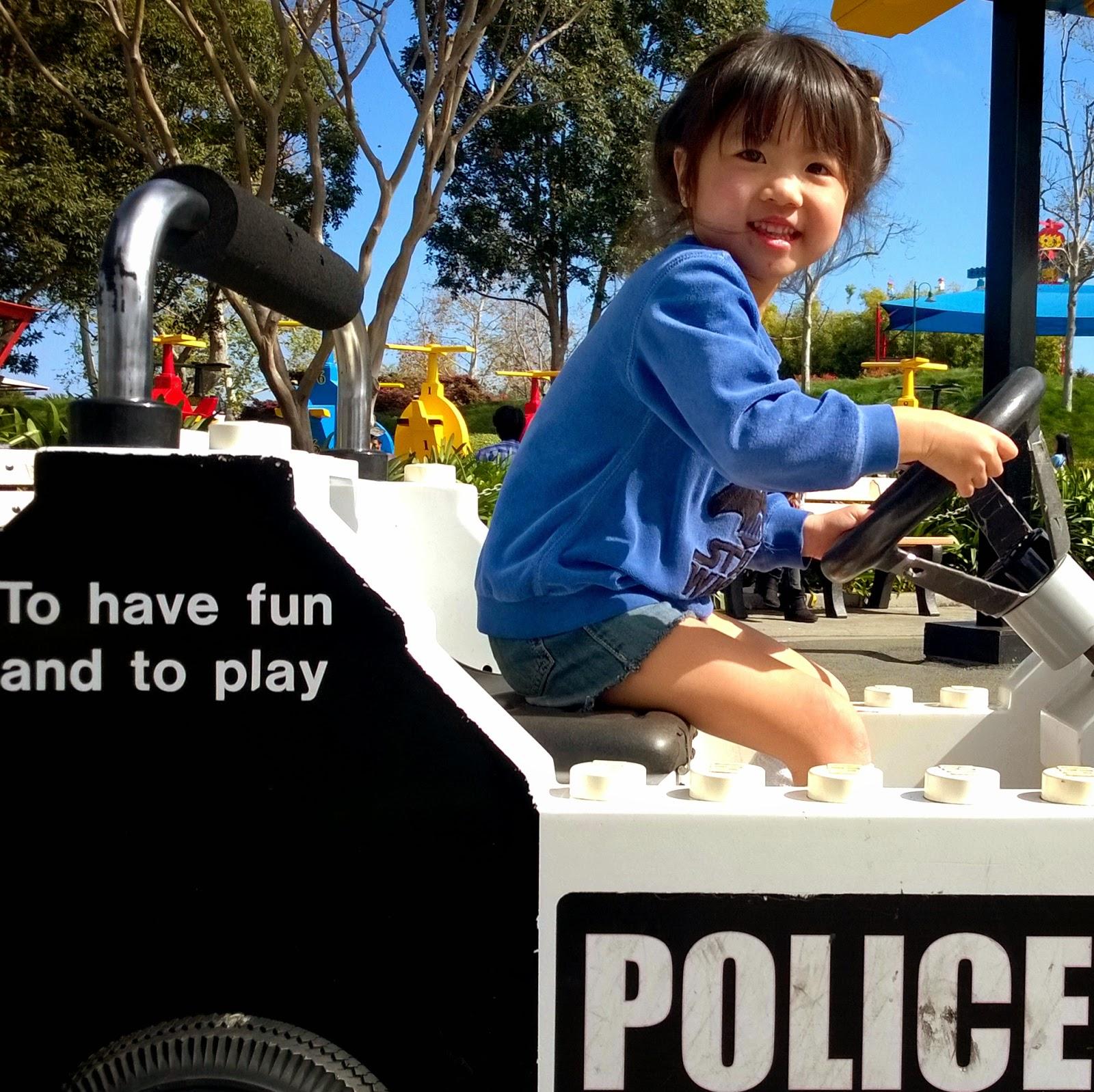 Legoland California fun town