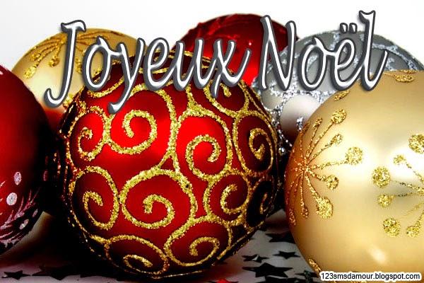 Message et sms  de Noël 2014