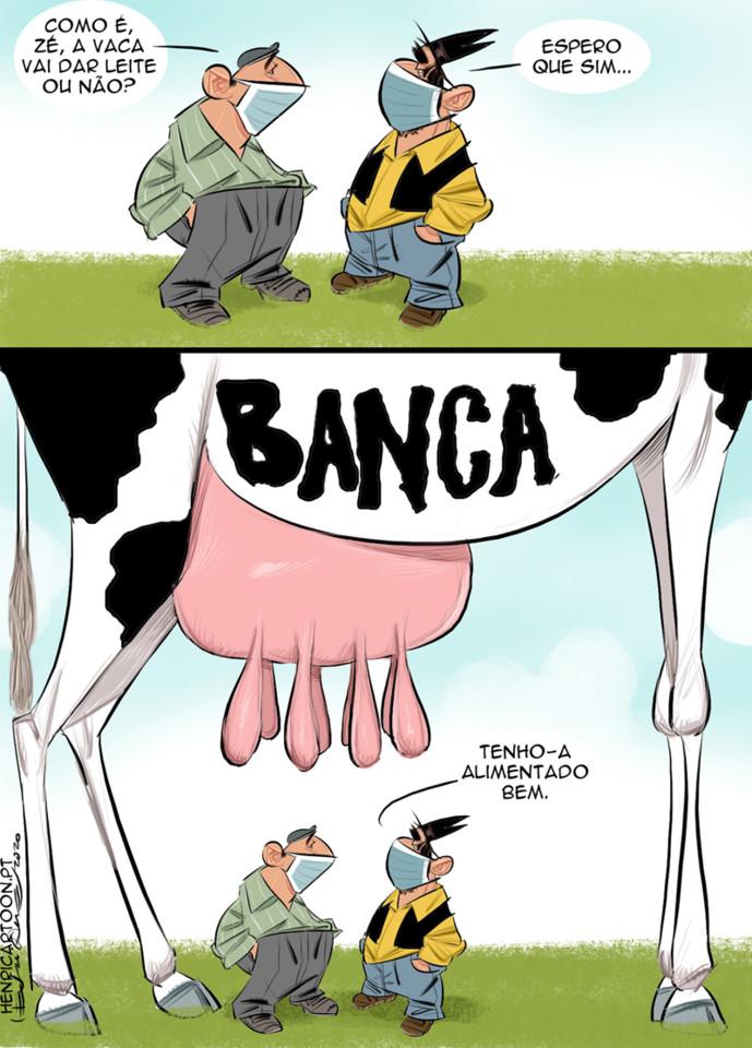 A grande vaca