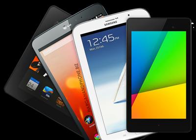 Daftar Harga Tablet Terbaru Oktober 2014