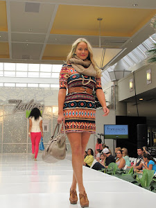 Fashion Show at Town Center Mall (9/29/12)