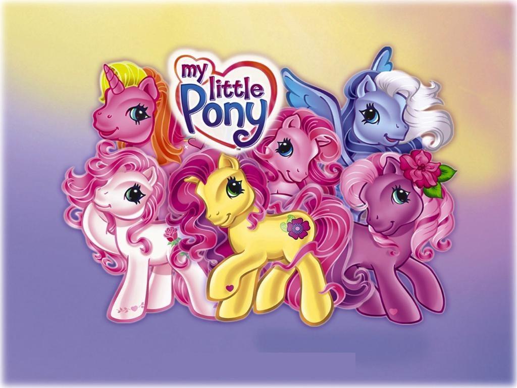 My Little Pony poprzez generacje