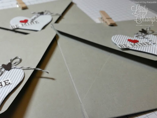 Envelope Punch Board -Tutorial