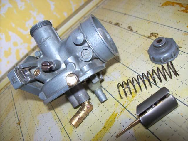 Modifikasi Karburator untuk Putaran Idle pada Konverter Kit LPG