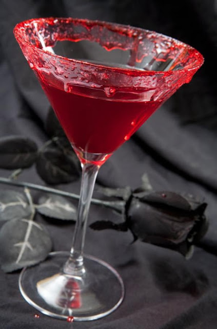 cocktail bacio del vampiro vampire kiss