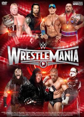 WWE WrestleMania 31 Kickoff WEBRip 480p 500MB