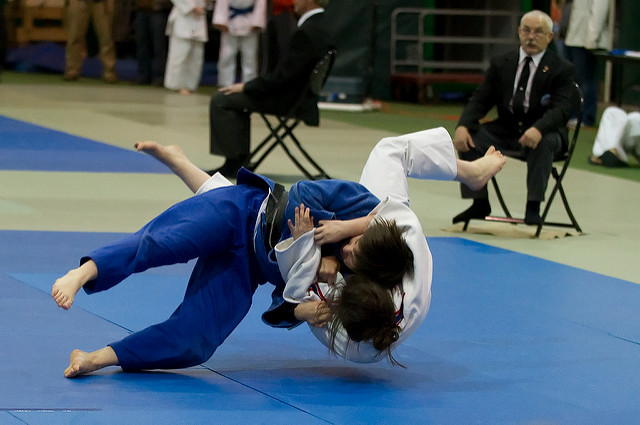 CLUB DE JUDO PARIS 05