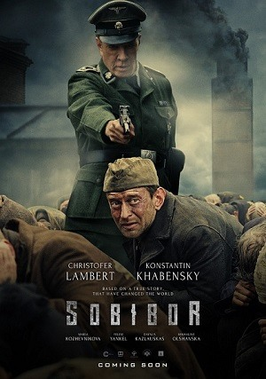 Filme Sobibor - Legendado 2018 Torrent