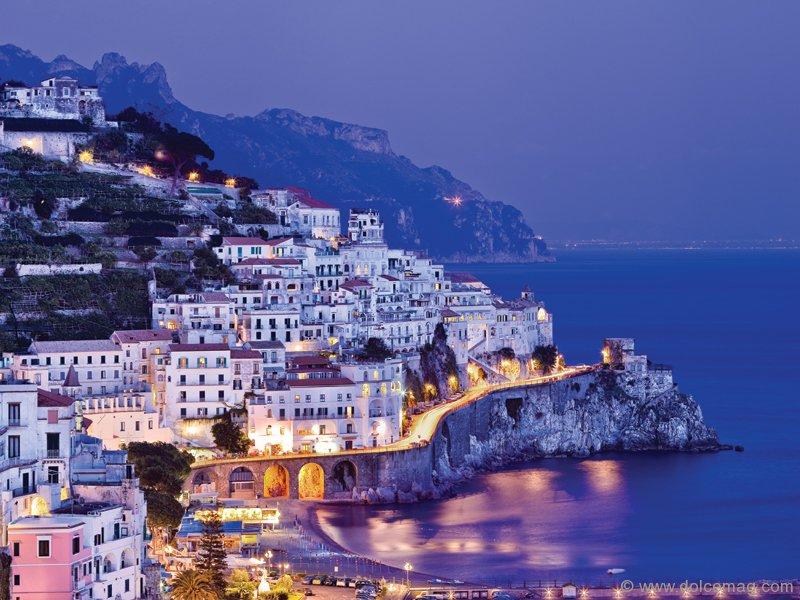 the cul-de-sac: The Amalfi Coast and Capri, Part I