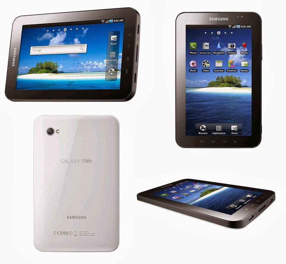 Review Spesifikasi Harga Samsung Galaxy Tab P1000 Oktober