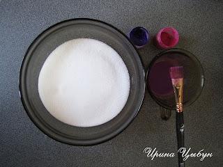 Ваза с солью
