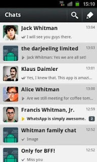 Download Android WhatsApp Messenger v2.7.4899