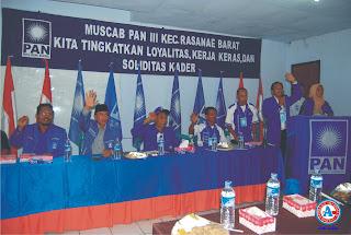 Feri Ajak Kader PAN Mantapkan Diri Jelang Pilkada 2013 dan Pilpres 2014