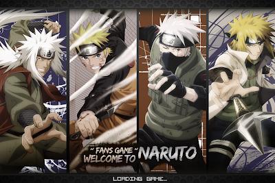 Naruto Fight Shadow Blade X Apk V040