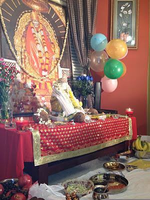Real Presence of Shirdi Sai Baba in Brampton (Canada) !!!