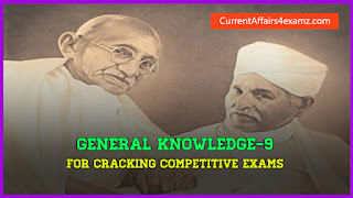 GK Quiz for SSC CGL 2015