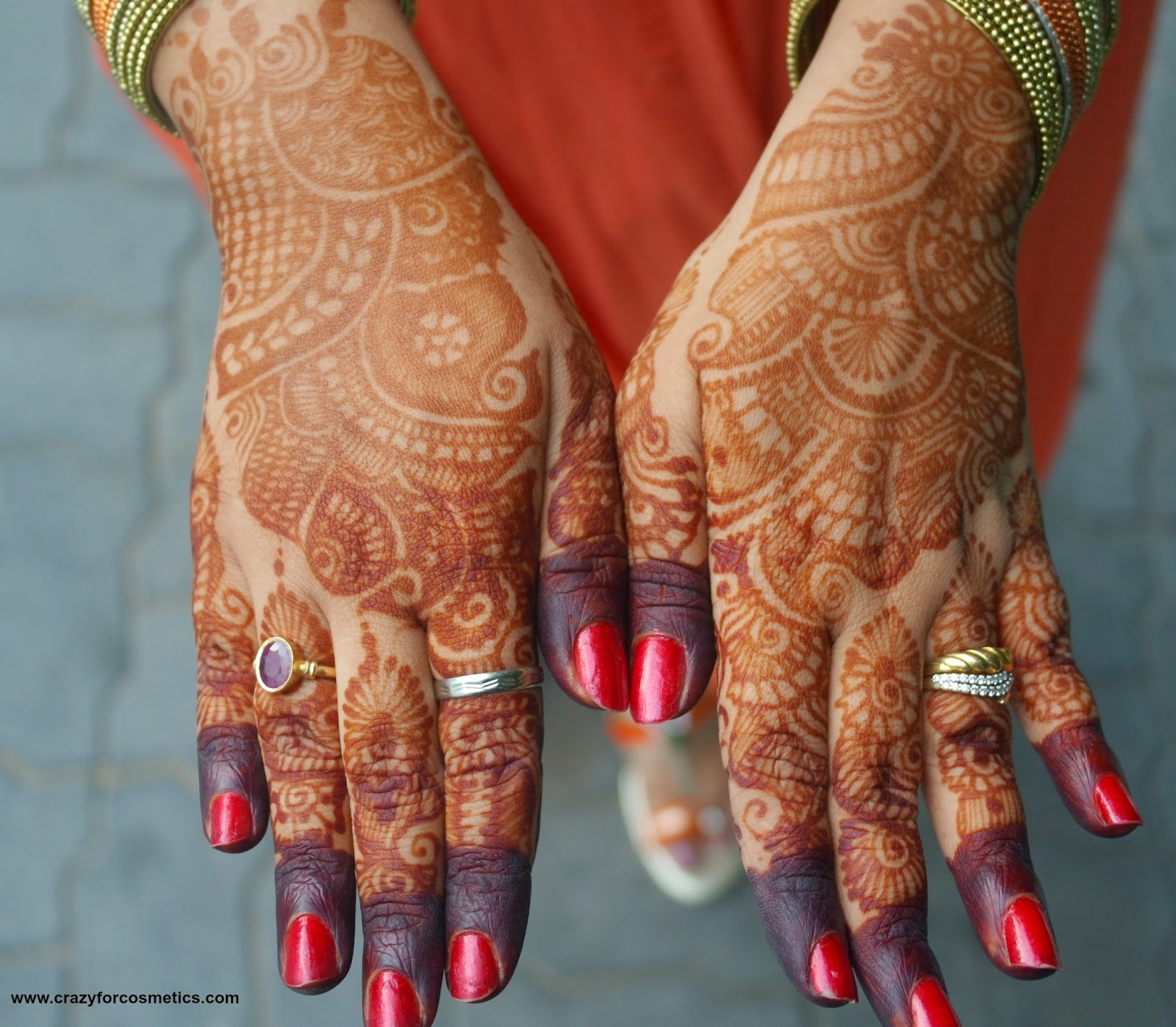 indian henna designs ideas