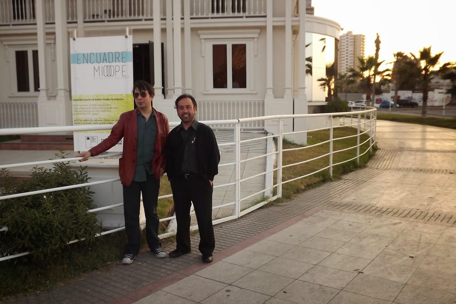 Christian Carrillo Caceres: ENCUADRE MIOPE Exposiciòn Colectiva en ...