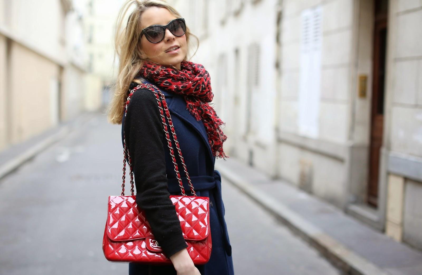 sleeveless coat, pardonmyobsession, paris, fashion blogger, GOMI, chanel, louboutin